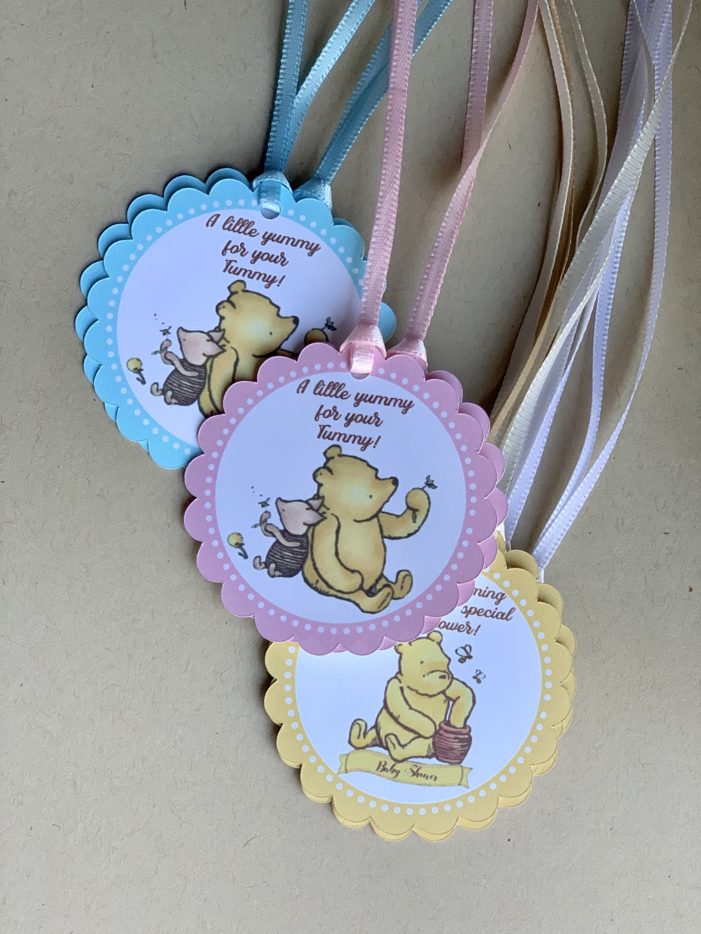 Winnie The Pooh Classic Party ideas